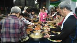 永和長春老人健康會深耕地方 邀長輩一起共餐