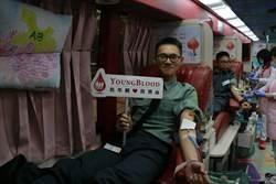 陸軍專科學校熱血滿分  學生以捐血行動回饋社會