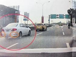保險桿燈遭檢舉 車主聲聲怨