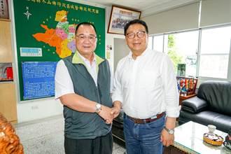 陳歐珀獲提名 冬山鄉長謝燦輝不排除退黨