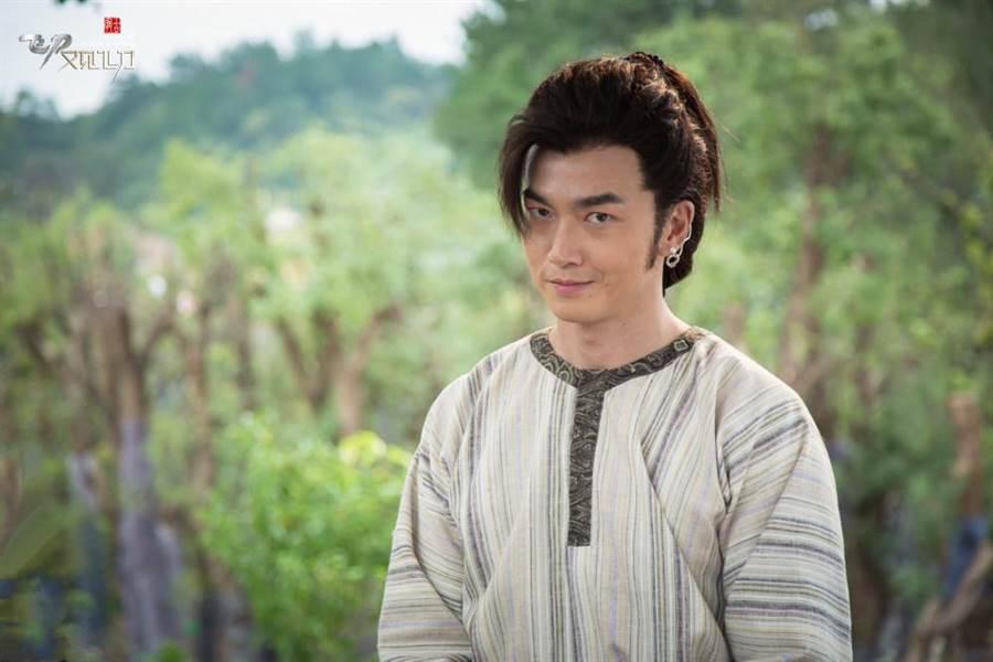 李沛旭飾演忍者泰普。(鑫盛傳媒提供)