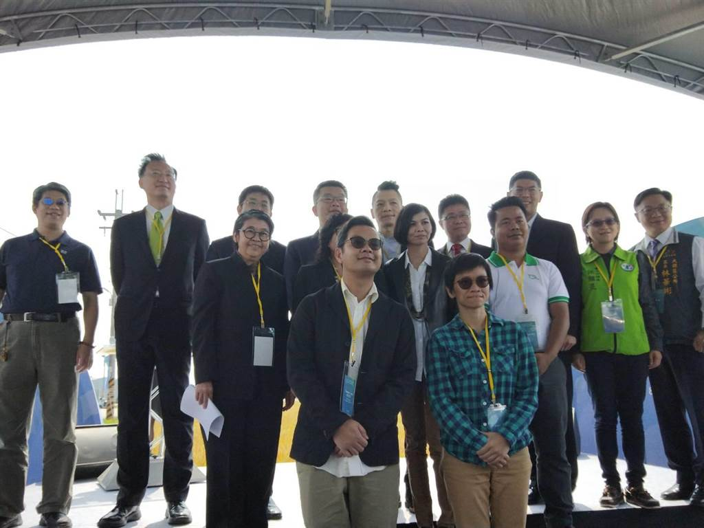 2018年國際非政府組織的年會17日在台中大雅登場,6國NGO領袖演講空汙及環境永續議題。(陳淑娥攝)