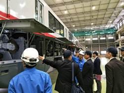 南市府考察日本單軌系統  對沖繩跨座式單軌感興趣