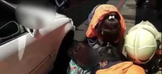 男子開車撞老婦肇逃 3天後竟自撞身亡