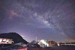 拚全台首座星空保護區 合歡山有望設立「國際暗空公園」