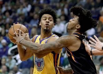 NBA》不想再輸爛隊!勇士第3節爆發射落太陽