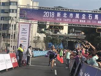 史上首場IAAF銀標馬 萬金石馬最強市民跑者川內優輝封王