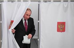 俄羅斯大選 普丁拿下75%選票 篤定連任