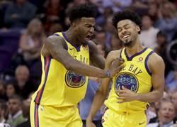 NBA》勇士菜鳥兩戰砍53分 竟不能打季後賽?