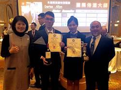 全國侍酒師菁英決賽 龍華科大游茹珺奪冠