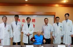 大腸癌加心臟衰竭  北榮跨團隊搶救成功