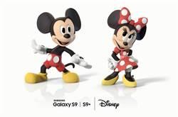 三星力拼AR動態貼圖 與迪士尼合作推米奇米妮貼圖
