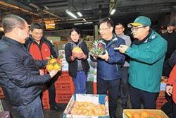 地方掃描-台中果菜市場 引進綠能新設備