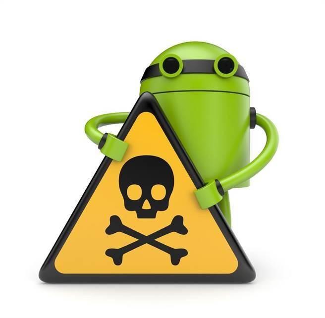 研究人員發現最新Android手機病毒,已感染近500萬台Android手機。(達志影像/shutterstock提供)