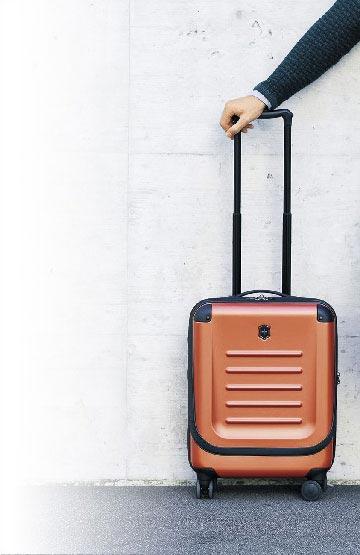 Victorinox 用箱包來趟香料旅行