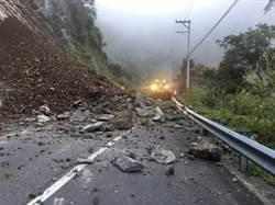 阿里山公路凌晨坍方 預計下午3點恢復雙向通車