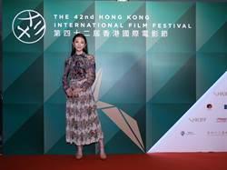 田中麗奈登香港國際電影節 中文溜得很!