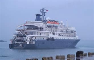 英國卡麗多莉郵輪踩線之旅 展開台灣環島及跳島旅遊