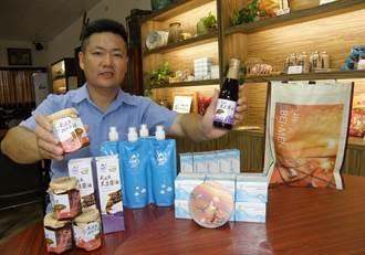 虱目魚、鮮蚵開發加工產品 成北門商圈特色