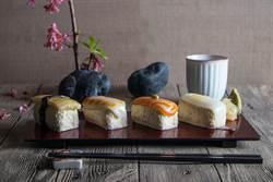 玩食系甜點強棒出擊!全新「壽司蛋糕」大玩分子創意手法