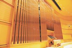 超大管風琴 廣西文藝中心鎮廳之寶