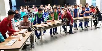 中市健康小學堂競賽推廣衛教及保健知識