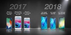 成本大降10% 新5.8吋iPhone價格或更親民