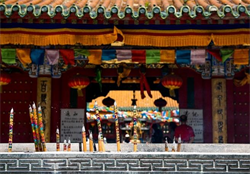 皇寺廟會 瀋陽年味兒最足的地方
