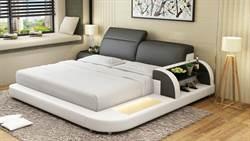 懶人必備床!生活基本功能全都有,讓你舒服到不想下床