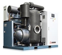 開發廢水減量設備 復盛新品低耗能