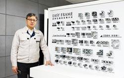 東野 推鋁擠型機械架構系統