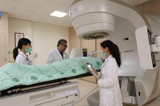 9個月腫瘤長3公分 標靶真光刀治療緩解