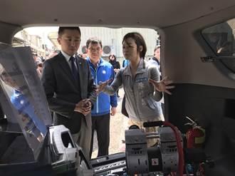 竹市啟動輔具服務專車巡迴全市40據點