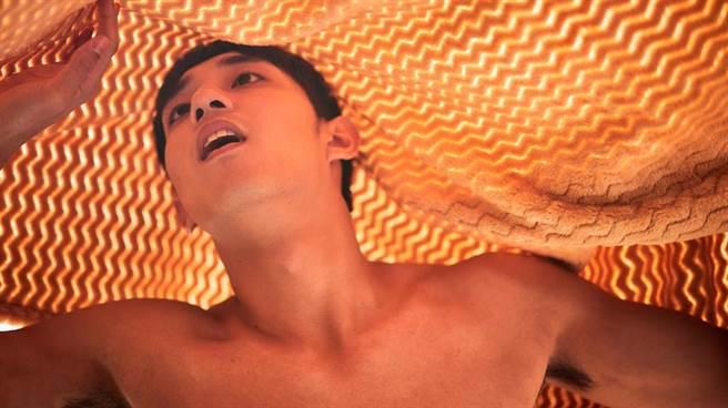 徐韜以「乾淨眼神」獲得演出。(客台提供)