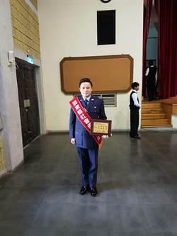 空軍飛機修護士蘇靖棠 當選屏縣優秀青年代表