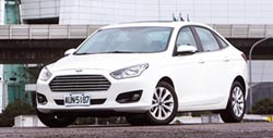 Ford Escort 超越價值 有感進化