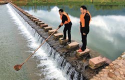河流的管家 陸河長制守護水生態