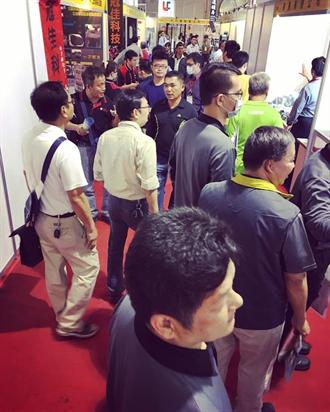 2018台南自動化機械暨智慧製造展揭幕 買氣絡繹不絕