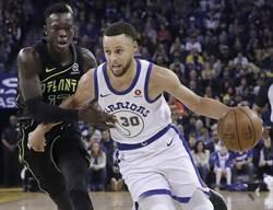 NBA》球衣銷售榜柯瑞三連霸 勇士全聯盟第一