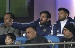 梅西養傷沒上 阿根廷照贏義大利