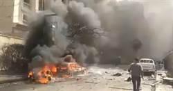 總統大選前2天  埃及第二大城發生汽車炸彈攻擊事件