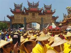 小琉球碧雲寺觀音佛祖 300年來首次跨海遶境