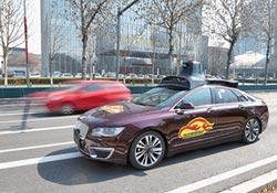 百度獲批 自駕汽車北京領證上路