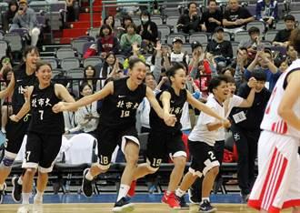 UBA》「抬頭挺胸走出去」 錢薇娟率北市大挑戰冠軍