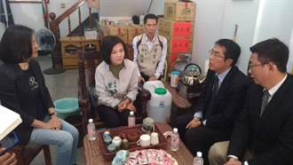 請益之旅訪葉宜津 黃偉哲:團結泛藍對上分裂泛綠是隱憂