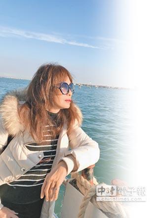 周丹薇 遊威尼斯憶亡母
