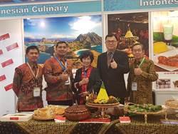 台北印尼精讚週 新住民楊曼雲秀總統級美食