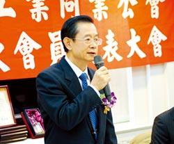 絲織公會理事長向政府請命 企業永續經營 戴宏怡提4建言