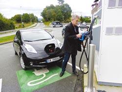 挪威開電動車超划算
