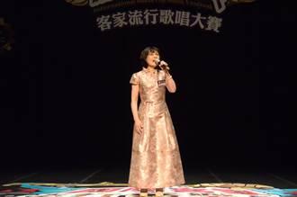 國際客家流行音樂節壯年 長青組展歌藝